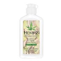 Hempz Sandalwood & Apple Herbal Shave Gel - Гель для бритья сандал и яблоко 177 мл
