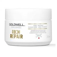 Goldwell Dualsenses Rich Repair 60sec Treatment - Уход за 60 секунд 200 мл