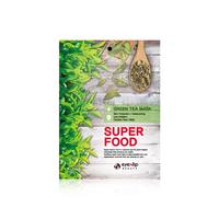 Eyenlip Super Food Green Tea Mask - Маска на тканевой основе (зеленый чай) 23 мл