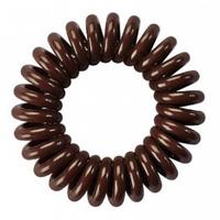 HH Simonsen Hair Bobbles - Резинка для волос коричневая (3 шт.)