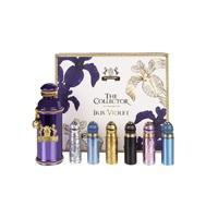 Alexandre. J The Collector Iris Violet   6 mini Oud Eau de Parfum - Александр Джей ирис фиалка парфюмированная вода 100 мл  6 мини набор
