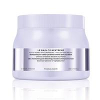 Kerastase Blonde Absolu Cicaextreme - Крем-шампунь для интенсивного восстановления волос после осветления 500 мл