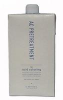 Lebel AC Pretreatment - Увлажняющий лосьон  для обработки волос перед биоламинированием и окрашиванием 1000мл