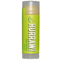 Hurraw Lime Lip Balm - Бальзам для губ лайм