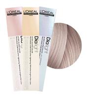 L'Oreal Professionnel Dialight NEW - Полуперманентный краситель для волос без аммиака 10.21 перламутровый сорбет 50 мл