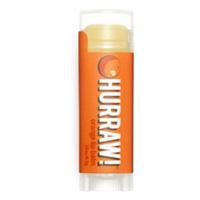 Hurraw Orange Lip Balm - Бальзам для губ апельсин