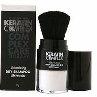 Keratin Complex Volumizing Dry Shampoo Lift Powder - Шампунь сухой-пудра белый 9 гр