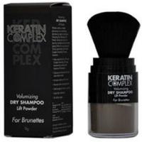 Keratin Complex Volumizing Dry Shampoo Lift Powder For BRUNETTES - Шампунь сухой-пудра для брюнеток 9 гр