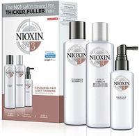 Nioxin System 3 Kit - Набор (cистема 3) 300 мл+300 мл+100 мл