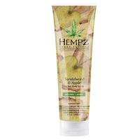 Hempz Sandalwood & Apple Hebal Body Scrub - Скраб для тела сандал и яблоко 265 мл