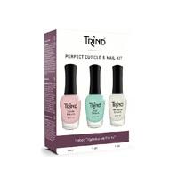 Trind «Perfect Cuticle & Nail» Set - Набор по уходу за ногтями «Идеальные ногти» 3 x 9 мл