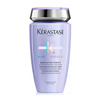 Kerastase Blonde Absolu Ultra-violet - Шампунь-ванна для нейтрализации желтезны  250 мл