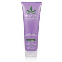 Hempz Vanilla Plum Herbal Body Wash - Гель для душа ваниль-слива 250 мл