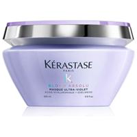 Kerastase Blonde Absolu  Ultra-Violet  Mask - Питательная маска для нейтрализации желтизны 200 мл