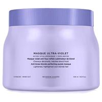 Kerastase Blonde Absolu  Ultra-Violet  Mask - Питательная маска для нейтрализации желтизны 500 мл