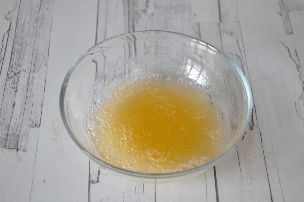 ламинирование лимонным соком