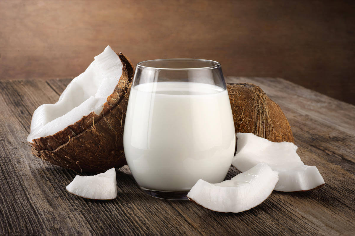 ламинирование молоком
