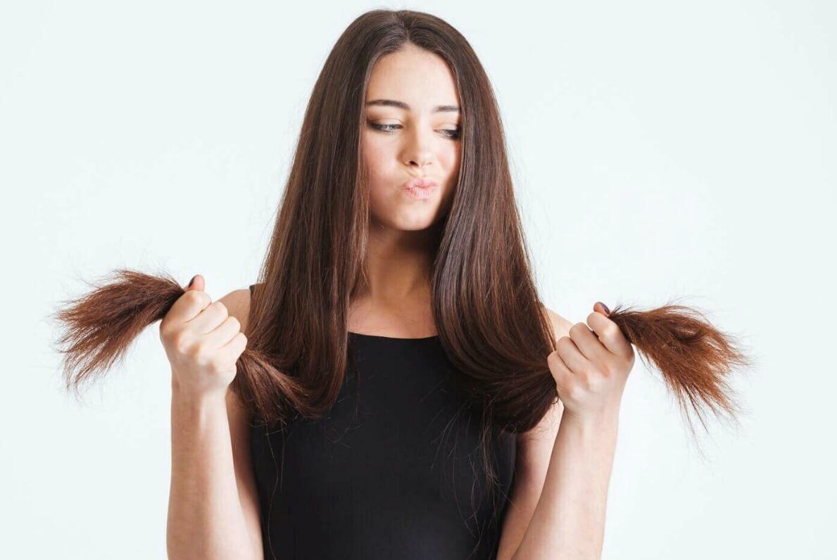 лечение волос от сечения и ломкости