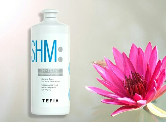 Tefia SHM MyTreat Sulfate-Free Micellar