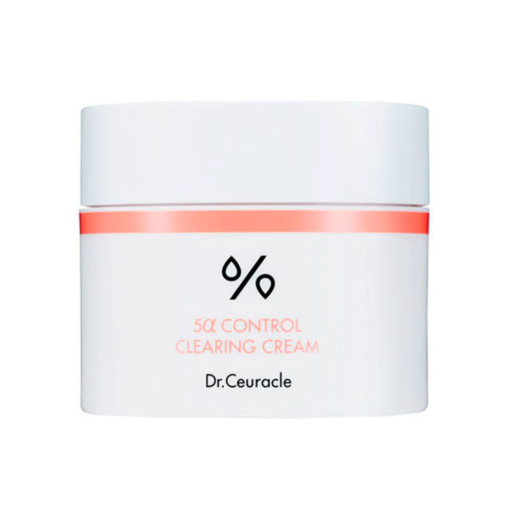 Dr.Ceuracle 5 Alfa Control Clearing Cream