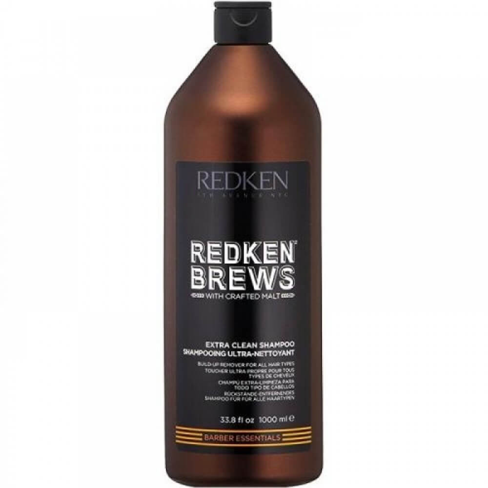 redken brew extra clean