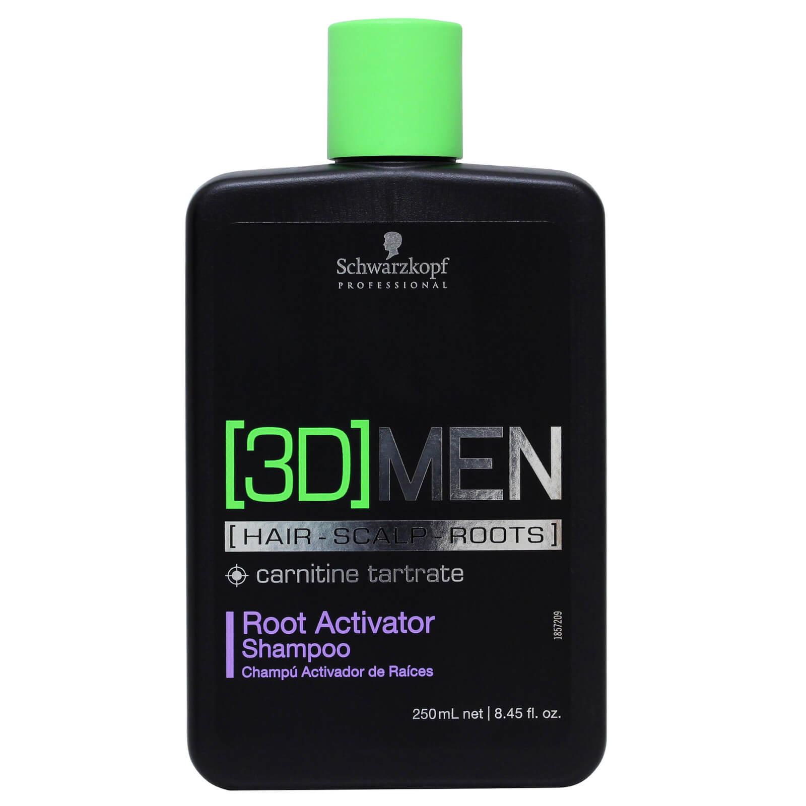 Schwarzkopf 3D Root Activator Shampoo