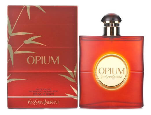 Opium от Yves Saint Laurent