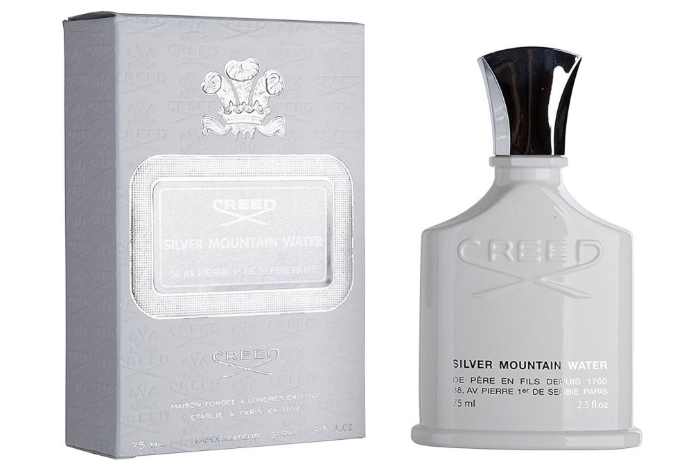 Silver Mountain Water от Creed