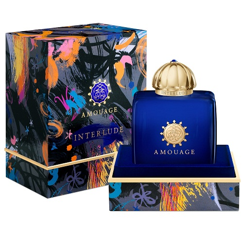 Amouage Interlude от Spehner Karine Vinchon
