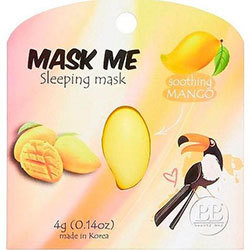 Beauty Bar Mask Soothing Mango